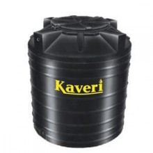Kaveri-Double Layer-Export Quality-TL-500 Ltr-Water Storage Black