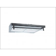 STYLO BK/SS 60cm Metal housing with suction 440m3/h