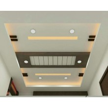 Gypmax channels for support  with gyprock board for false ceiling