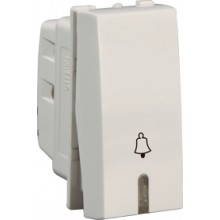 Havells-Oro-10A Bell push Switch with ind.