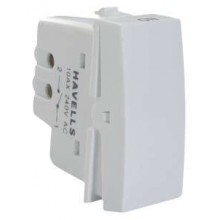 Havells-Pearlz-6Ax 1 way Switch