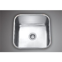 "Spartan SB07 - 21""X21"" single bowl SS Sink"