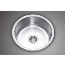 Spartan SBR01 - 454mm single bowl SS Sink