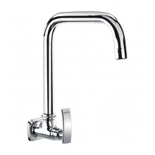 CERA Signet Sink Cock (Wall Mounted) With Swivel
