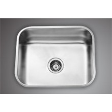 "Metro - 24""X18"" single bowl SS Sink"