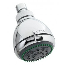 CERA Over Head Shower With 3 Flow