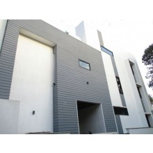 Cement boards with exterior polish