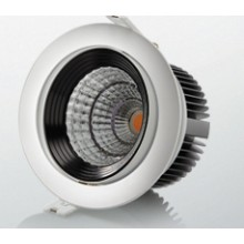 LED Downlight light 7W, 3000K/5000K, 4""