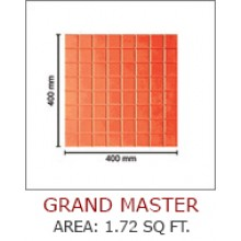 GRAND MASTER-AREA : 1.72 SQ FT.